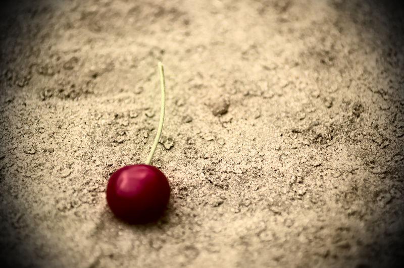 sanded cherry