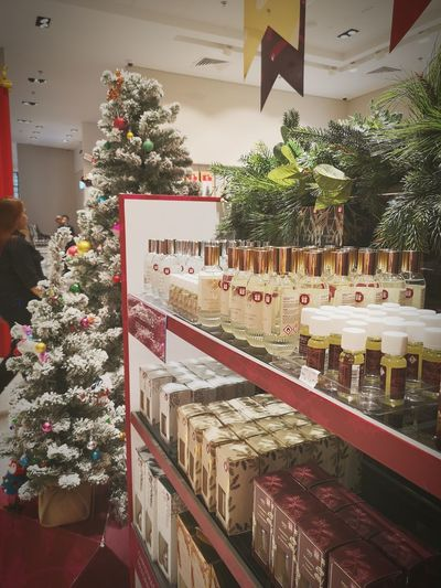 Spirit of Christmas in November Department Store Retail  Dubai Decoration Perfume Candles Infused Oil Scented Sticks Scented Oil Shopping Tree Christmas christmas tree Christmas Lights Christmas Market Christmas Ornament