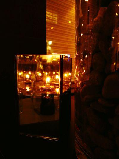 Illuminated Night Dark No People Low Angle View Dark Tranquil Scene Lighting Equipment Tea Lights Candlelight Candle Night Candle Flame Nightphotography Dramatic Angles EyeEm Best Shots