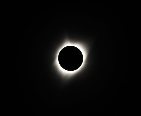 Solar eclipse Oregon Moon Low Angle View Astronomy Eclipse Circle Night Solar Eclipse Copy Space Beauty In Nature No People Moon Surface Nature Sky Space Outdoors Oregon TotalEclipse Thegreatamericaneclipse Solar Eclipse 2017 Solareclipse Totality Prejection Of The 2017 Elispe Oregon Eclipse PNW Central Oregon EyeEm Selects