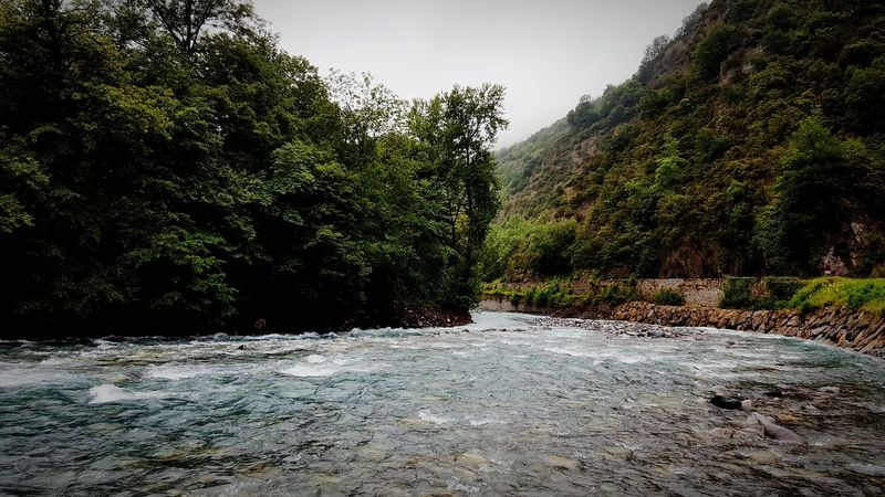 EyeEm Selects Bareges Pyrenees Pyrenees Mountains Watchingtheworldgoby Nature Amazing View Constantly Changing River Hautes Pyrénées Pyreneespictures Pyrénnées Tree Water Sky Rainfall Woods