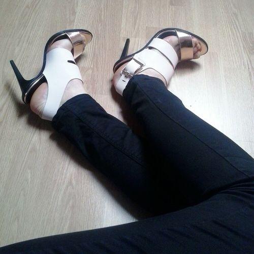 Zara Sandals HighHeels Pastels Blushpink
