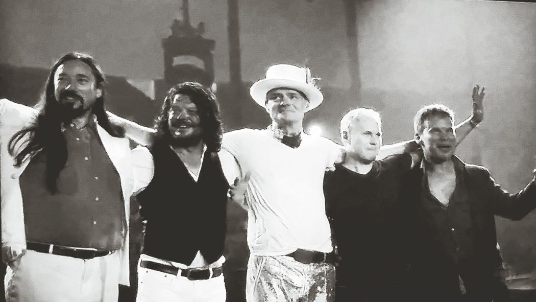 Music Brings Us Together Tragicallyhip Tragically Beautiful Standing