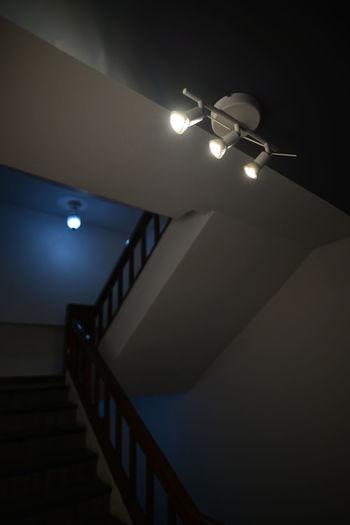 lighting of