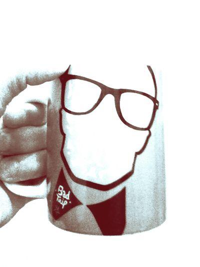 Cup Of Tea Noir Et Blanc Menthe Relax Max France