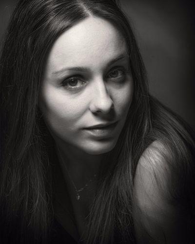 Fotografía De Estudio Retrato Black And White Black And White Photography Portrait