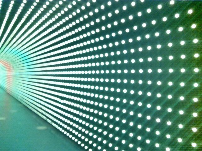 Art Is Everywhere Pattern Backgrounds Indoors  Abstract Full Frame Illuminated Textured  No People Futuristic Close-up Day Finding My Style Tunnel Tunnel Of Light Tunnel View Tunnel Vision Tunnel Entrance Gardaland Gardalandpark Dots Of Light