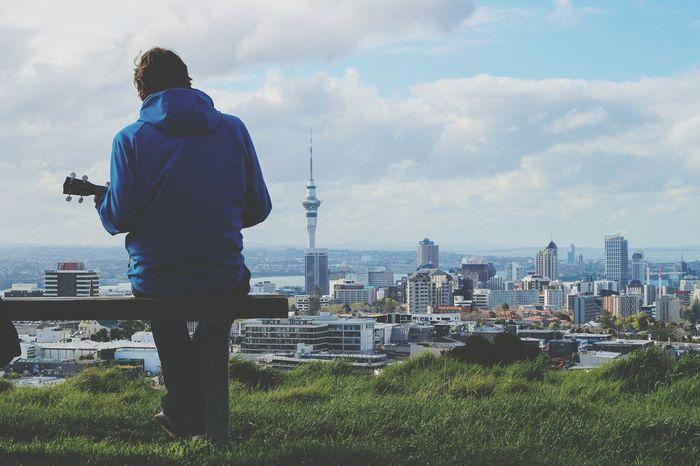 Streetphotography Auckland City Enjoying Life Hello World