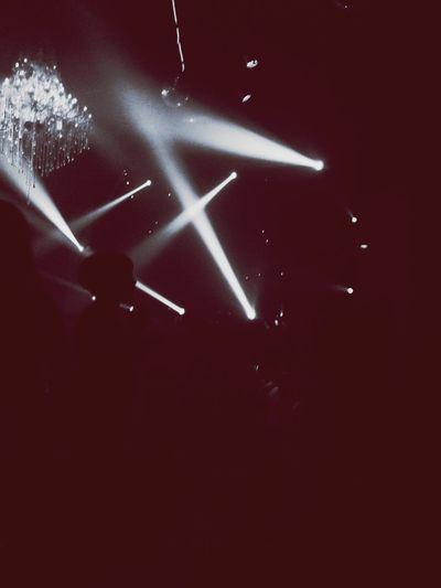 Sound and night live