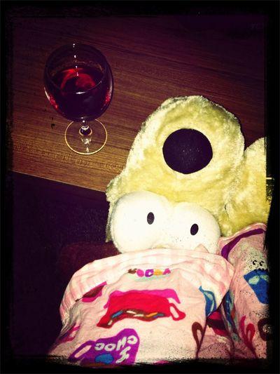 Wine And Pantoufles