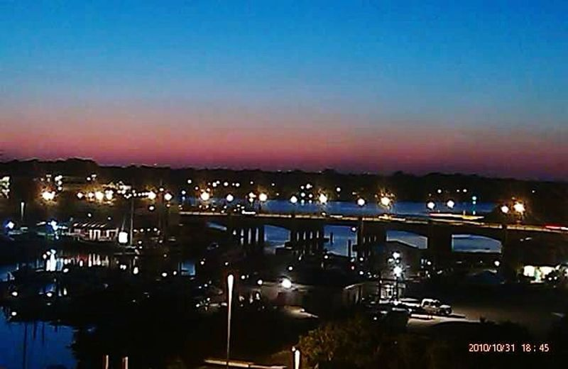 Virginia Beach Marina At Night Marina At Sunset Sunset Cities At Night Eyeem Awards 2016