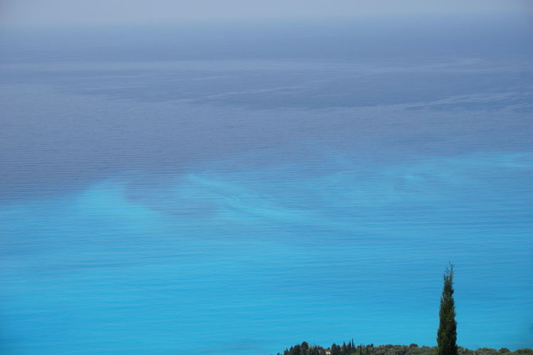 I am blue. Not that blue, the other blue. Lefkada, Greece The Purist (no Edit, No Filter) Fine Art Photography Showcase July Colour Of Life Color Palette The Magic Mission