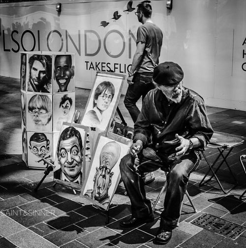 London street artist First Eyeem Photo