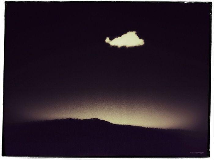 Light Cloud, Dark Landscape