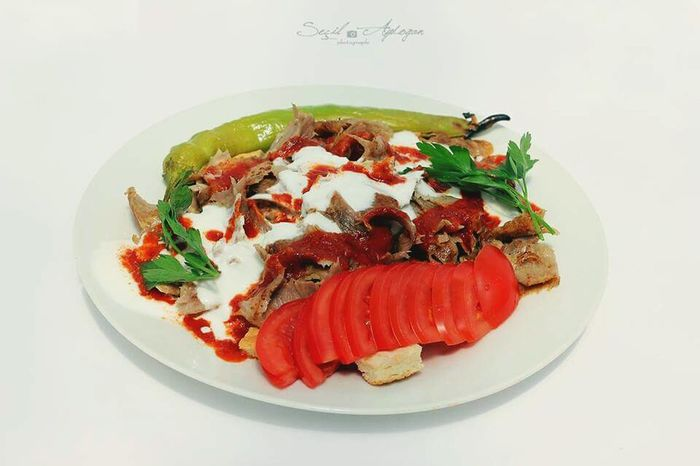 My World Of Food Iskenderkebap Turkey