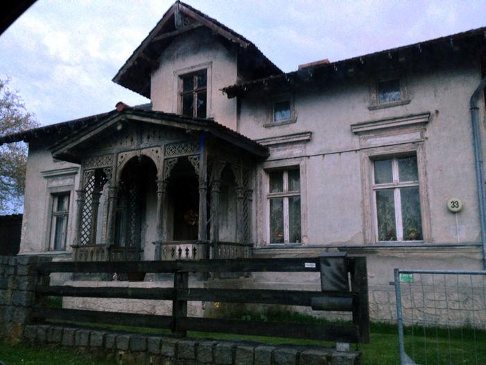 3264×2448 33 Dark Façade Germany Ghosthouse Grim House Old Zeuthen