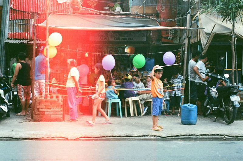 Party Time! Eyeem Philippines 35mm Film