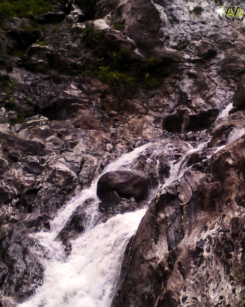 Adventure Beauty In Nature Day Motion Nature No People Outdoors Power In Nature River Rock - Object Scenics Tranquility Travel Water Waterfall
