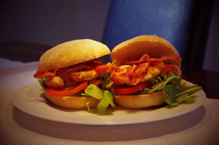 Burgers Chicken Burger