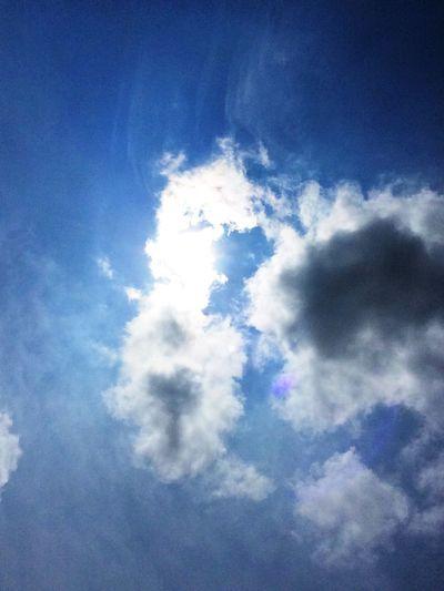今日の出張先にて。明日・明後日、ワタクシTV出ます😆💨 Blue Sky Clouds And Sky Summer Izunokuni Shizuoka