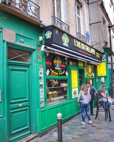 EyeEm Ville Lumière EyeEm Gallery Photography Photographer Paris Quartier Le Marais Le Marais Paris Falafel