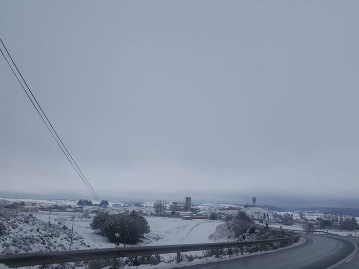 De viaje Winter Cuenca, Spain Shades Of Winter Social Issues Outdoors No People Water Fog Day Technology Beauty In Nature Nature