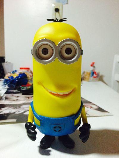 Minion radio - parlante ? Hi!♥ Minion