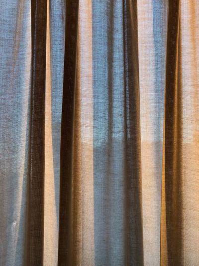 Pattern EyeEm Selects Backgrounds Full Frame Pattern Textile Close-up No People Curtain Clothing Window Textured  Indoors  Striped Sunlight Day Side By Side Still Life Hanging Shiny Brown