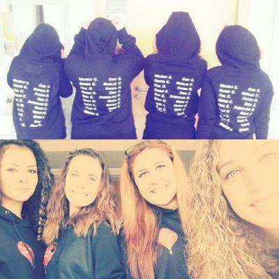 Hoodies *-* @esroshum_1907 @demi_fatima @siciliana_96 School HOODIES Class Klasse friendskonferenztimelovebesties