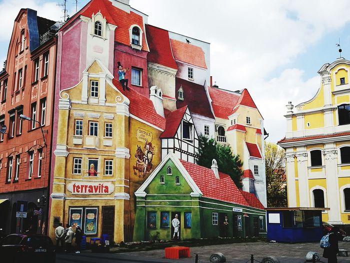 Poznań Poland Polska Architektura Miejska Architecture City Miasto The Architect - 2017 EyeEm Awards