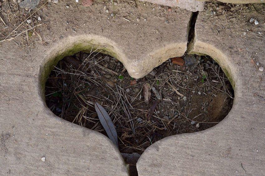 Outdoors No People Nature Close-up Day Herz ❤ Stone Stone - Object Kunstwerk Kunst Ist Was Du Daraus Machst Love ♥ Pfalz Musikantenbuckel