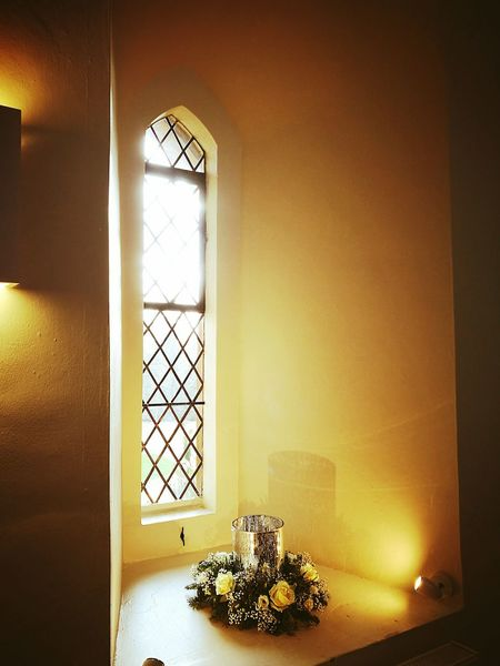 Castle window Leaded Windows EyeEmNewHere Leica Huawei P9 HuaweiP9 EyeEm Gallery Castle Window Wedding Venue Window Indoors  Door Home Interior Table Living Room No People Domestic Room Architecture Apartment Flower Day