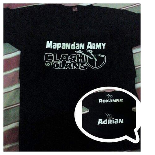 Mapandan Army Clashofclans