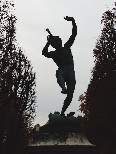 Pan France Jardin Du Luxembourg Paris Pan Statue Eyeemurbanshot Urbanphotography Showcase: November