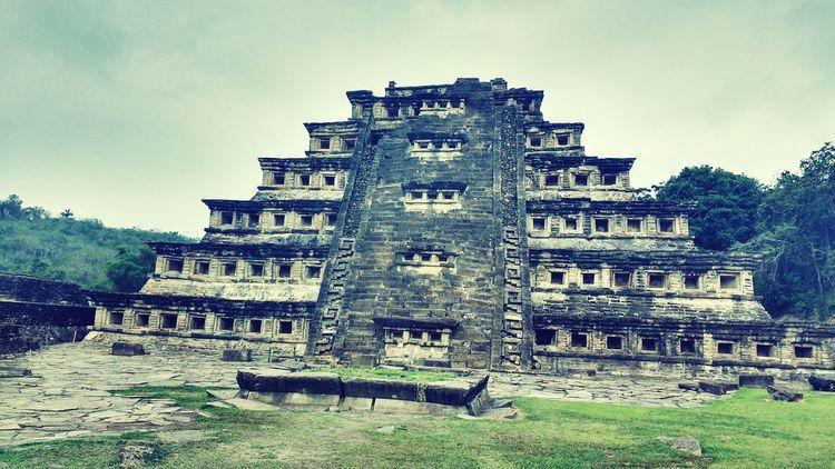 Tajin Mexico Arqueologia_ppm Piramide First Eyeem Photo