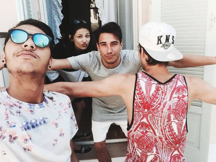 Une belle amitié commence entre nous ❤️ Summer ☀ Rêve Happy Live Love Amie Man Girl Selfie ✌