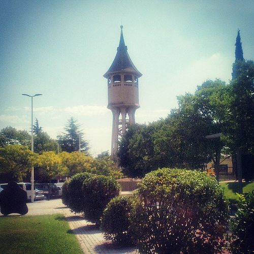 torre de l'aigua Sabadell