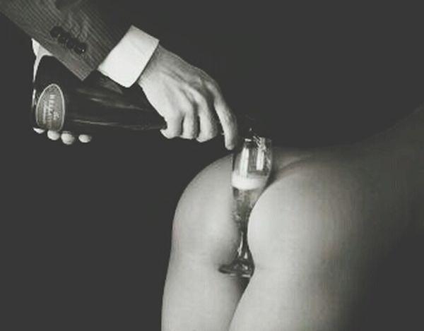 Ass beauty-wine of Art