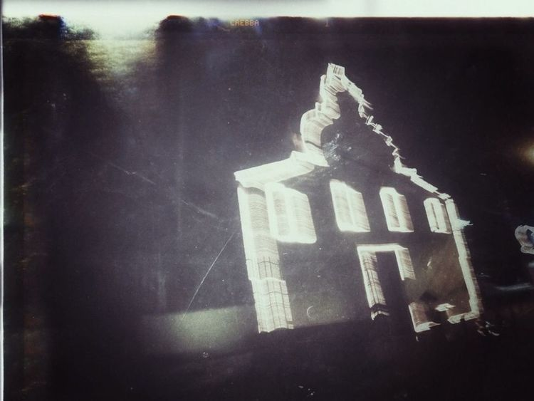 Church in Paripueira!!!! Darkness And Light