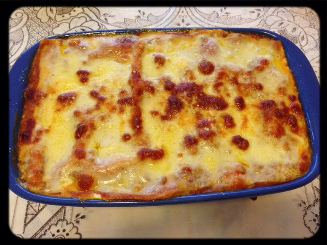 Lasagna #lunch Sunday Lunch