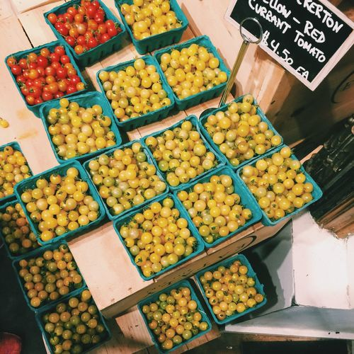 Eataly Fruit