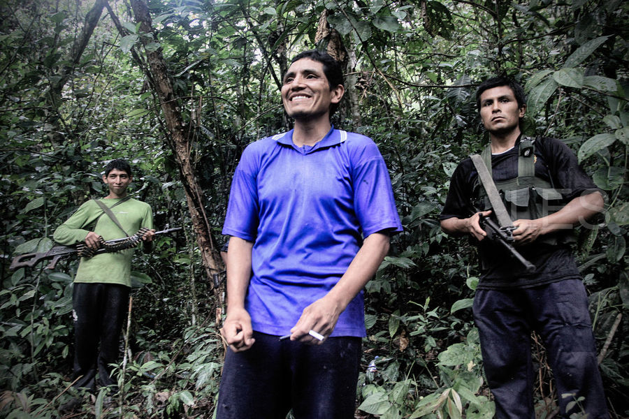 Crime Forest Peru Real People Terrorism Terrorist Weapon