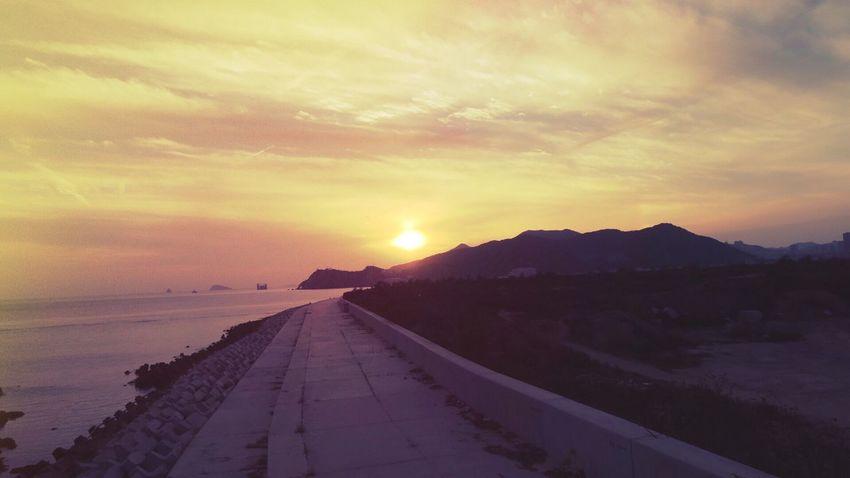 The beach of Dalian 2