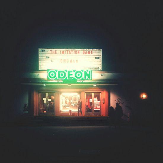 Beauty. Old Cinema Berlin