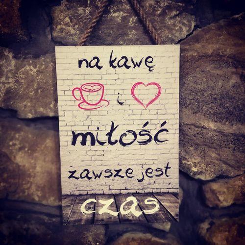 W kawiarnii