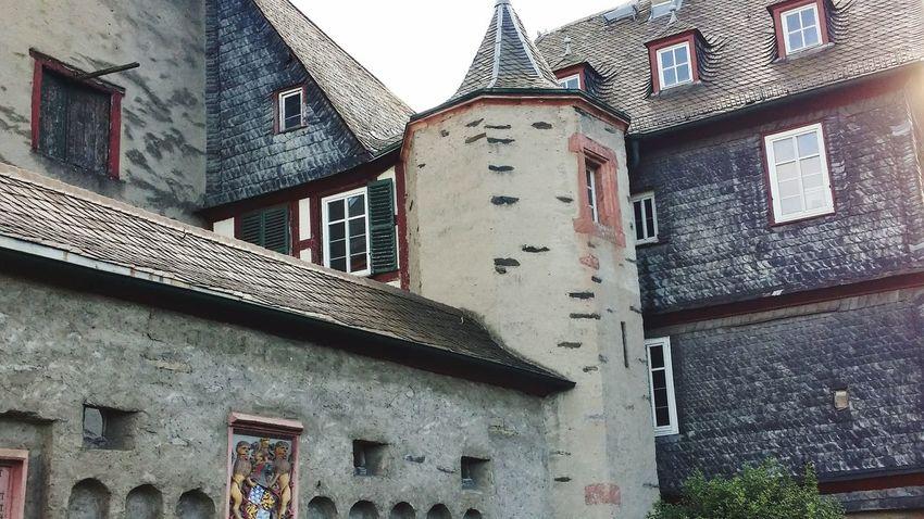 GERMANY🇩🇪DEUTSCHERLAND@ Landscape Landscape_Collection Landscape_photography Rheinlandpfalz Old Buildings Historical Building Walking Around The City  eye4photography City Built Structure Mittelrheintal Mittelalter Eyem Gallery