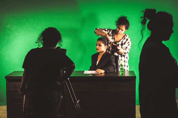 Ladies at work Film Filmmaking Film Photography Behindthescenes Set MOVIE Filmmaking EyeEm Best Shots EyeEm Eyeemawards2018 EyeEm Gallery EyeEm Selects Eyeemphotography Eyeemindia EyeEmBestPics Businessman Technology Business Business Person Sitting Creative Occupation Freelance Work