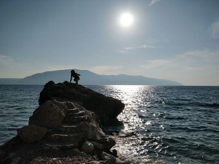 sun magic Sea