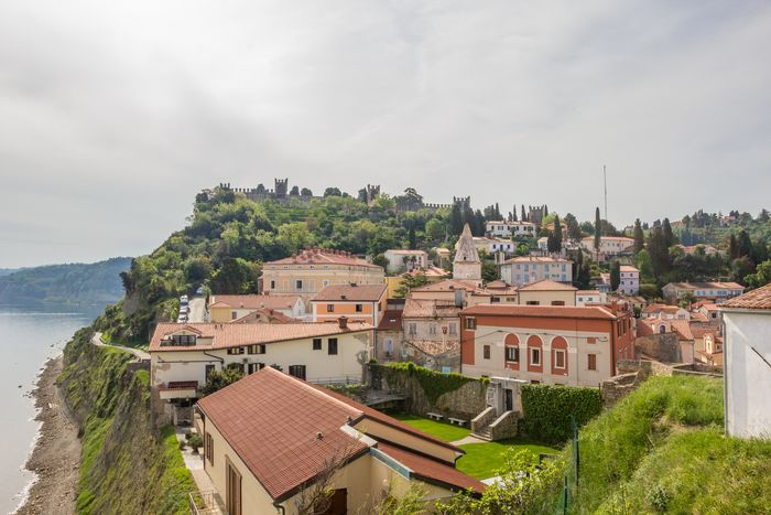 Architecture Human Settlement Old Buildings Old Town Outdoors Piran Roof Slowenia Town Travel Photography Traveling Www.gonetosee.de