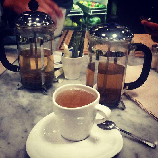Tea Taking Photos Jakarta Hanging Out